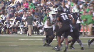 Marshall Football Prepares for Florida Atlantic