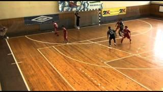 Gambar cover Futsal. МФК Липецк - Футбол-Хоккей НН - 8:4. Первый тайм