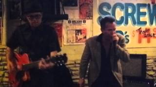 """CHURCHWOOD """"Supermonisticgnostiphistic"""" at Trailer Space Records, Austin, Tx. February 15, 2015"""