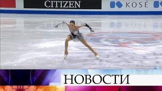 Алина Загитова поборется за золото Чемпионата мира по фигурному катанию