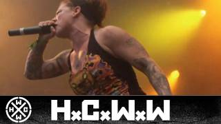 WALLS OF JERICHO - FEEDING FRENZY - SUMMER-BREEZE 2009 (OFFICIAL HD VERSION)