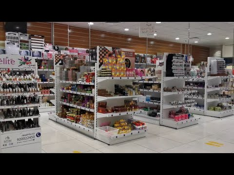 Cheapest Makeup Market In Saudi Arabia || Alia Ali