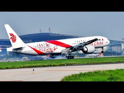 Boeing 777 Bound To Beijing Safely Returns To Washington