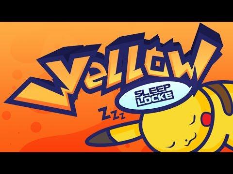 POKEMON YELLOW RANDOMIZED SLEEPLOCKE LIVE W/ ORIGINAL151!