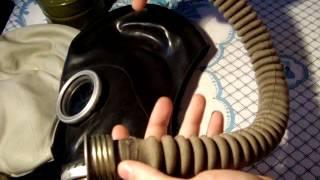видео ГП-5 (противогаз)
