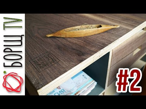 How to make a table with storage | Workbench for workshop # 2
