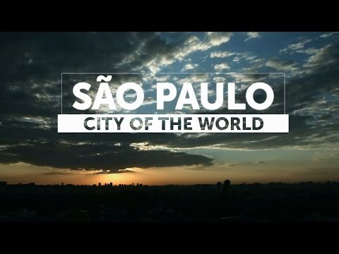 SÃO PAULO, CIDADE DO MUNDO - Video que será apresentado na Coréia do Sul