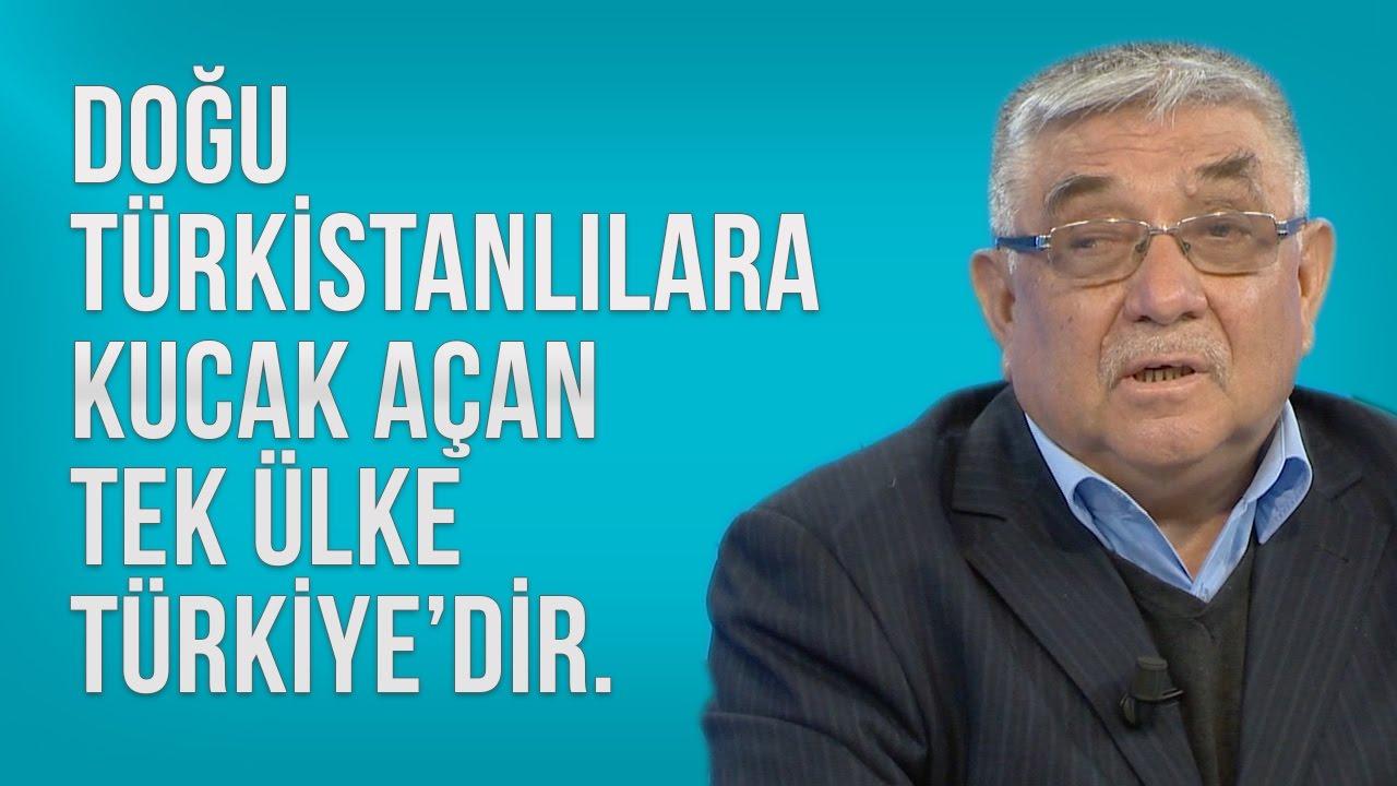 Hamit Göktürk: Doğu Türkistanlılara kucak açan tek ülke Türkiye'dir... -  YouTube