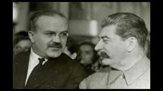 В.М. Молотов - Объявление 22 июня 1941 года о начале войны