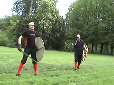 Roland Warzecha - Sword & Shield Fighting