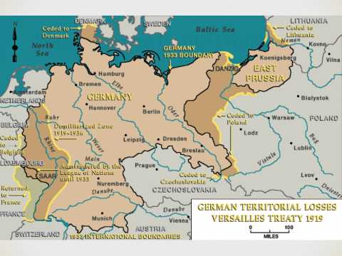 AP Euro Video Lecture: The Treaty Of Versailles
