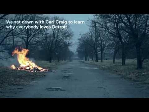 Carl Craig presents Detroit Love