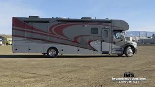 2019 Renegade Valencia Exterior - Freightliner S2RV Chassis - IWS Motorcoaches