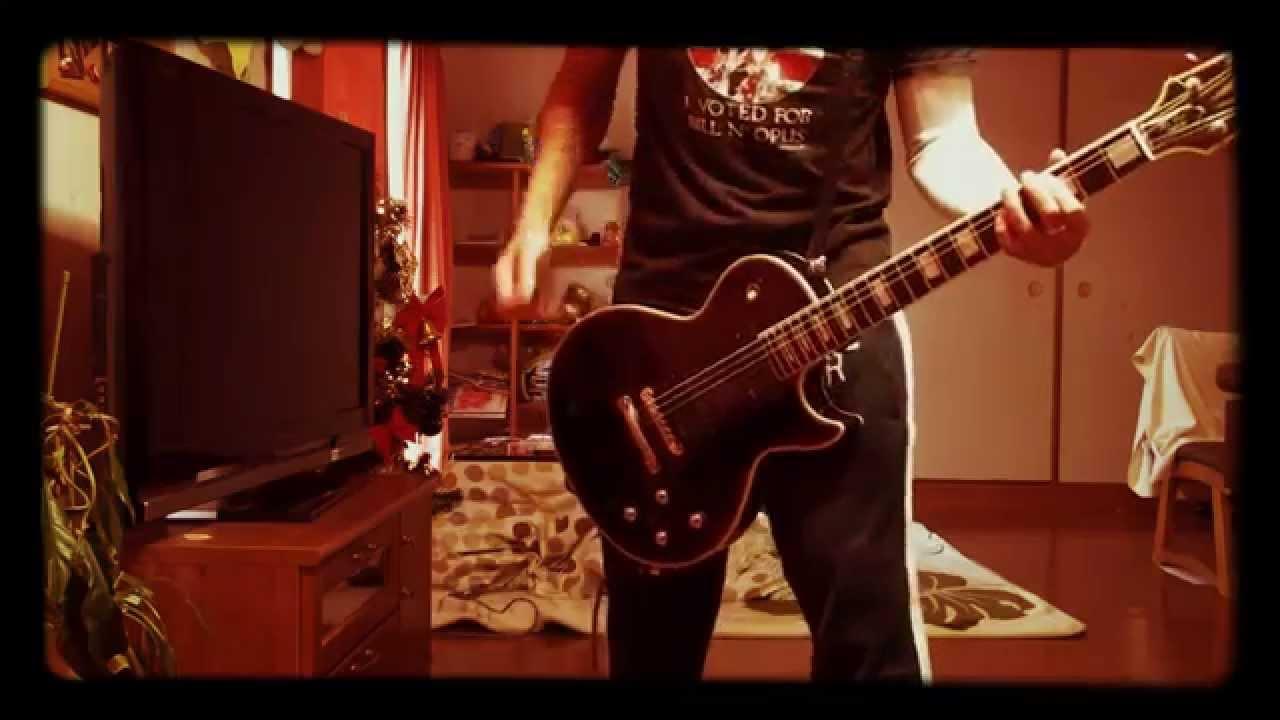 sweet child o 39 mine guns n 39 roses guitar cover full song youtube. Black Bedroom Furniture Sets. Home Design Ideas