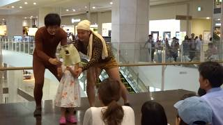 よしもとお笑いステージ イオンモール沖縄ライカム バンビーノ ダンソン.
