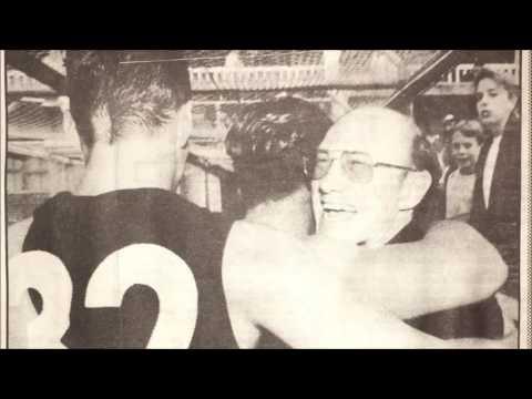 1990 AFL Round 7 - Geelong vs Richmond - 3LO Radio
