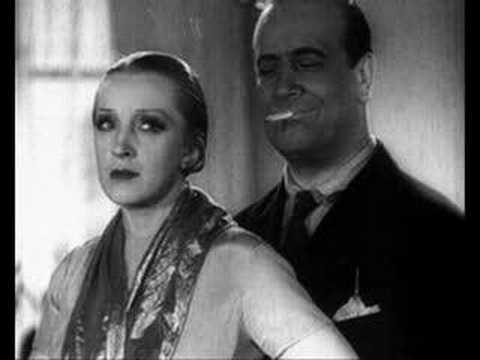 Hanka Ordonówna - Związane mam ręce (Gebundene Hände) 1936