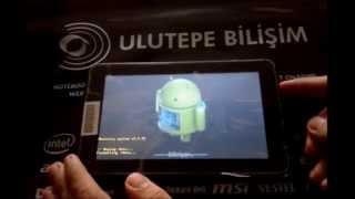 Ultrapad Tablet Formatlama Resetleme