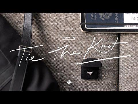 Tying The Knot With Squarespace