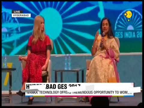 Day 2 GES 2017, Hyderabad: Watch proceedings of GES 2017 live