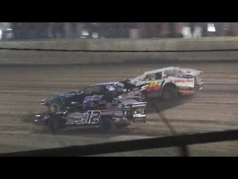 Econo Mod Heat Two | Eriez Speedway | September Sweep | 9-23-16