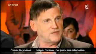 Michel Collon vs F. Encel (Média-mensonges-CSOJ)