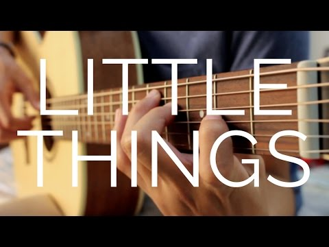 Little Things - One Direction - Fingerstyle Guitar