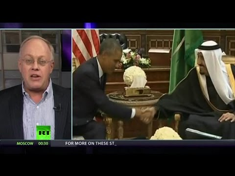 U.S. Government and Saudi Arabia Connection