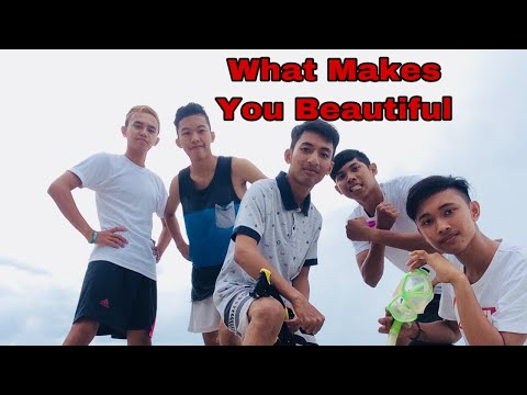 One Direction - What Makes You Beautiful Versi ARAB
