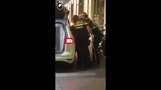 """""""Толерантная"""" полиция Голландии"""