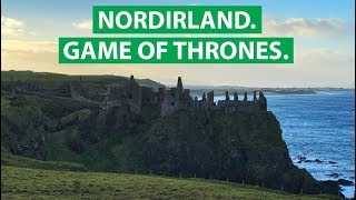 Hier wurde GAME OF THRONES gedreht - Nordirland | fernwehsendung.clip