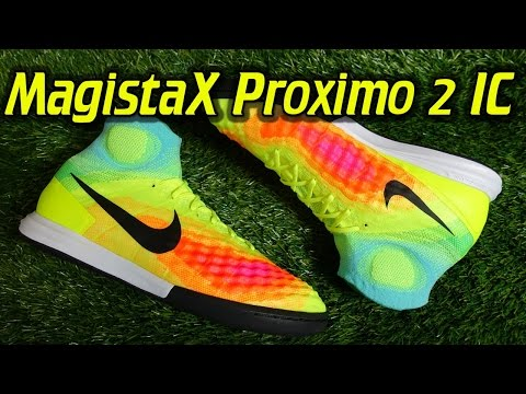 Nike Magista X Proximo 2 Indoor (Volt/Total Orange/Black) - Review + On Feet