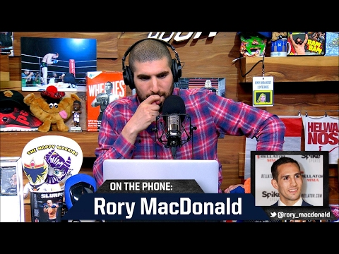 Rory MacDonald: 'I Think [the UFC] Definitely Messed Up When They Let Me Go'