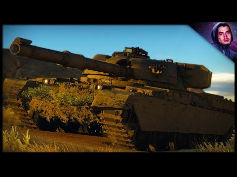 Slow and STEADY || Chieftain Mk10 (War Thunder Tank Gameplay)