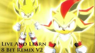 Sonic Adventure 2: Live And Learn 8 Bit Remix V2