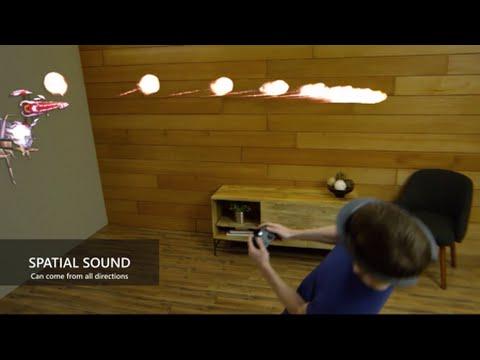 Microsoft HoloLens: Spatial Sound