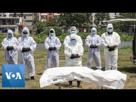 Coronavirus in Bangladesh: Dead Buried in Dhaka Graveyard