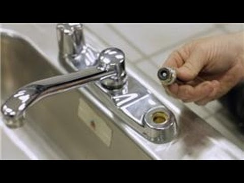 Kitchen Sink Faucets How Do I Fix A Kitchen Faucet Youtube