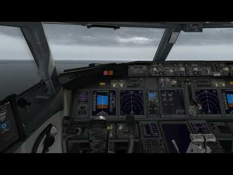 x plane 11 zibo 737 700 PANC PAOM Anchorage to Nome