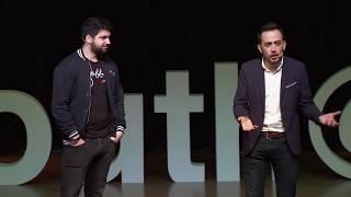 Psikologların Gözünden|Dünya'nın Merkezi Neresi? | Arınç Sönmez & Mehmet Ali Erkuş | TEDxYouth@MES