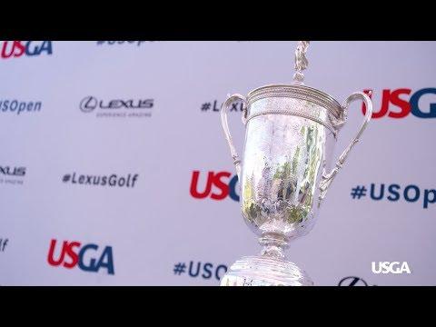 USGA Golf Journal: U.S. Open Trophy Tour- Finding Inspiration Through Heroes