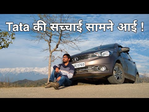 My Tata Tiago Accident | 2 Accidents On Single Trip