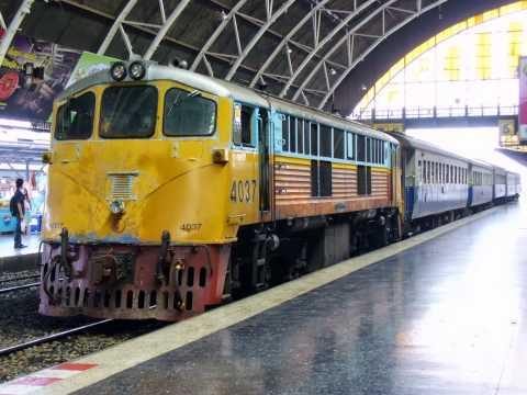 ภาพรถไฟไทย NO.1