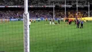 2008年9月5日(金)の夜、MCG(Melbourne Cricket Ground)にて開催された...