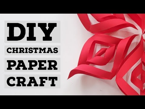 HOW TO MAKE PAPER CHRISTMAS DECORATIONS| FABULOUS DIY CHRISTMAS CRAFTS