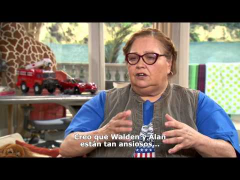 #TwoAndAHalfEnds - Entrevista a Conchata Ferrell