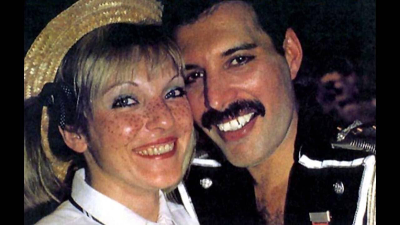 Freddie Mercury Mary Austin True Love Youtube