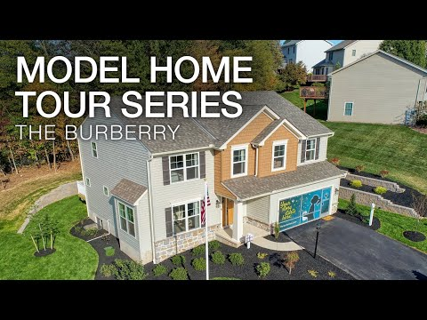 Model Home Tour Series: The Burberry