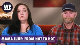 Sugar Bear Doesn't Like Geno | Mama June: From Not to Hot | WE tv