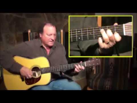Peace in the Valley Intermediate Advanced Guitar